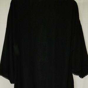 H&M Coachella Exculsive Collextiin Kimono Black SM